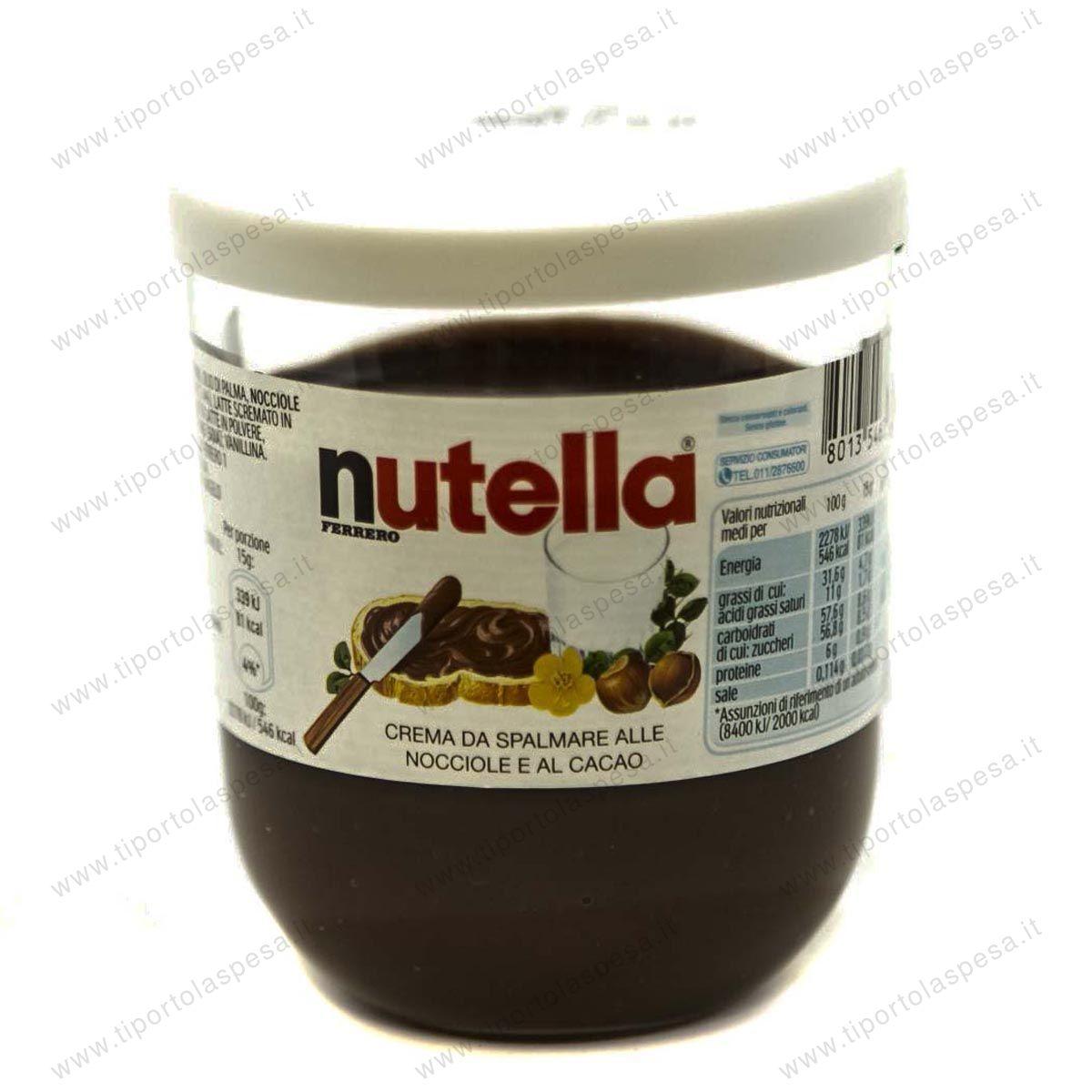 Cioccolata nutella bibita ferrero www - Bagno nella nutella ...