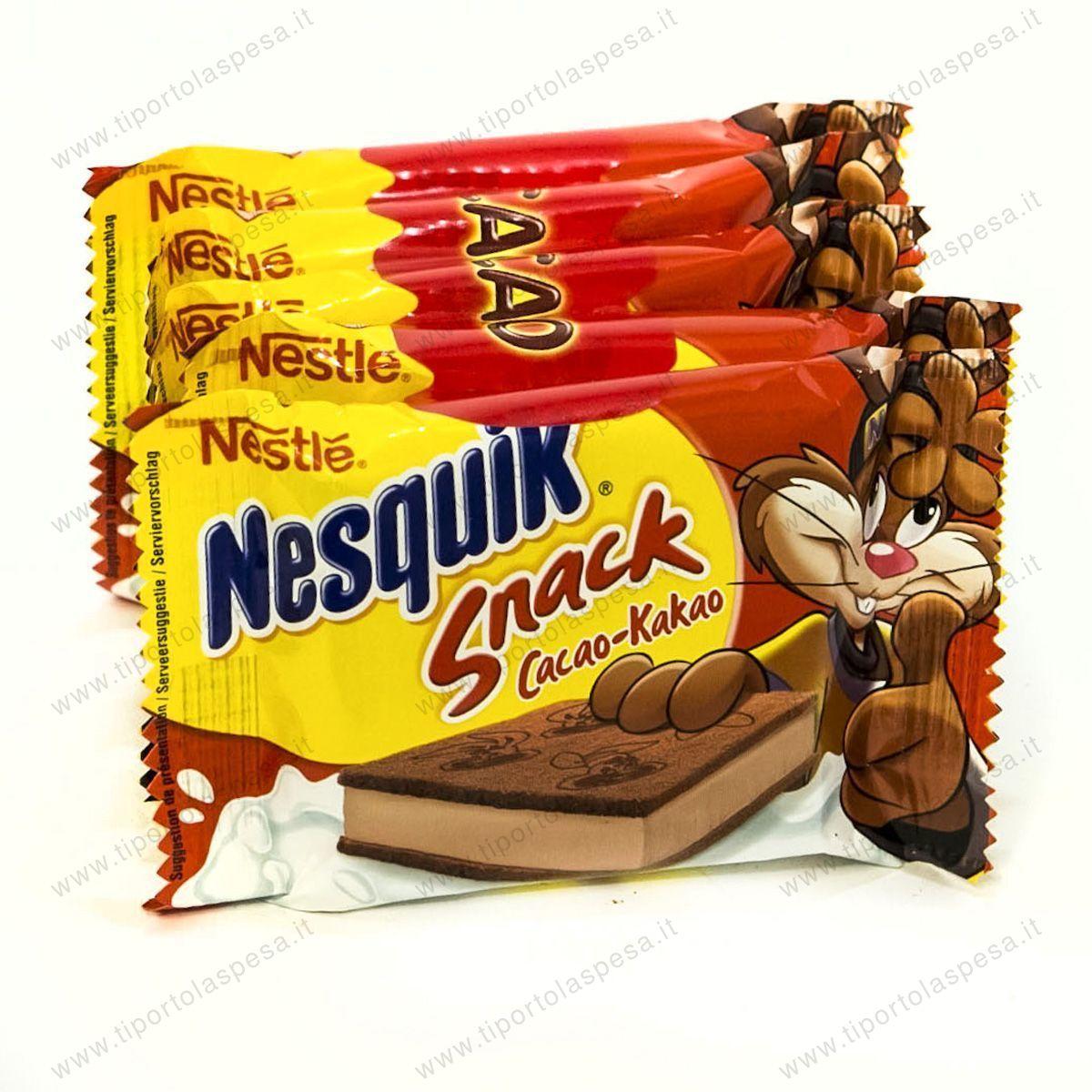 Nesquick Snack