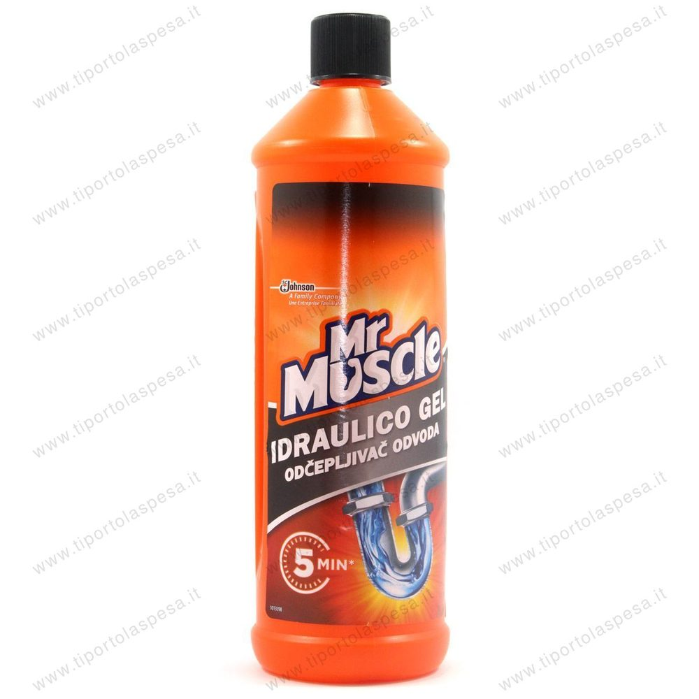 idraulico gel mr muscle johnson