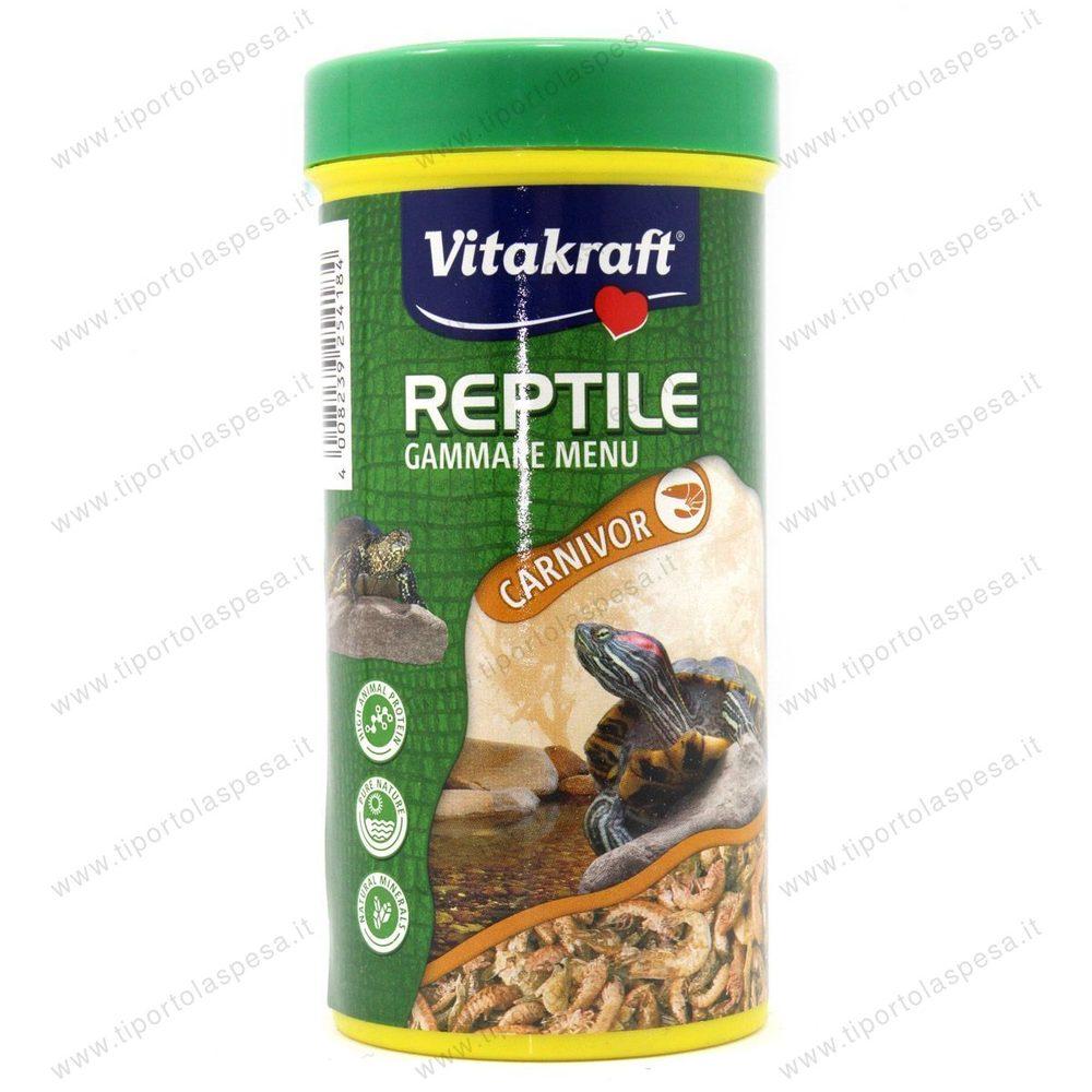 Mangime per tartarughe vitakraft for Vaschette tartarughe
