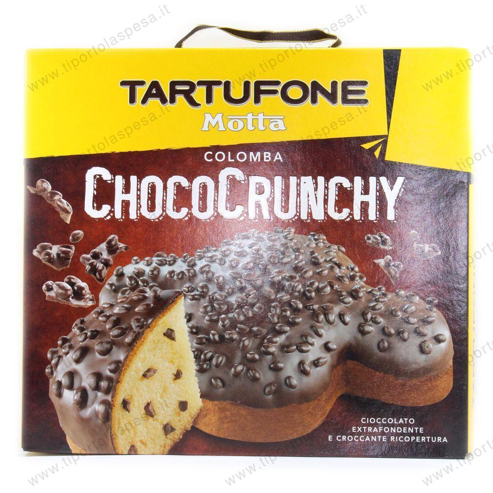 Colomba Chococrunchy Tartufone Motta Gr650 Wwwtiportolaspesait