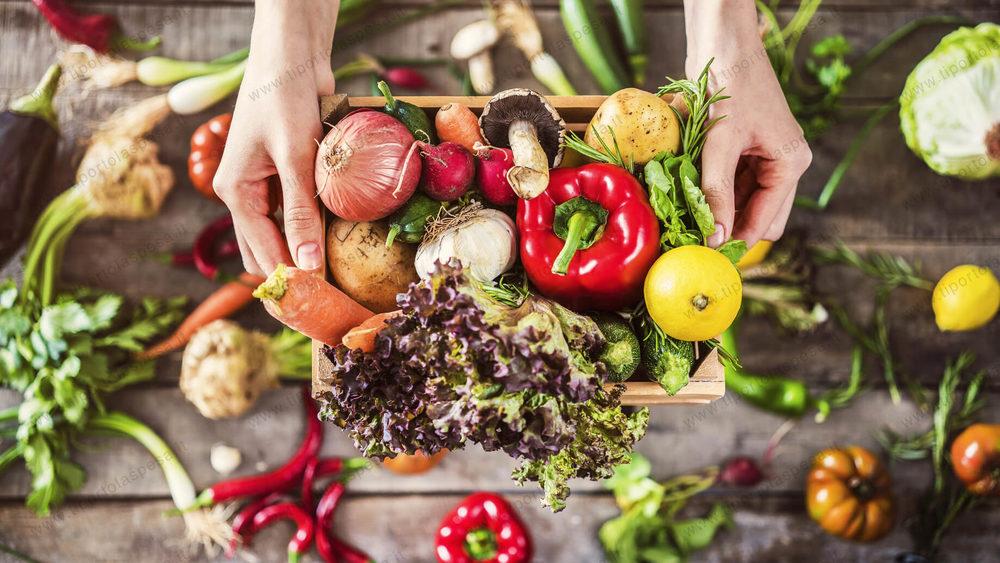 Verdura biologica nella tua spesa online