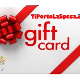 Gift Card Tiportolaspesa.it